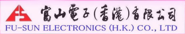 FUSUN ELECTRONICS (H.K.) CO., LTD.